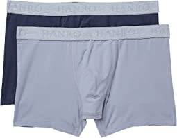Cotton Essentials 2-Pack Boxer Brief