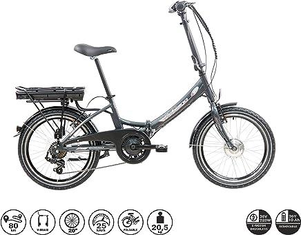 Amazonit Bici Elettrica Pieghevole
