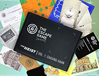 The Escape Game Unlocked Vol. 1   an Adventure Mystery Game