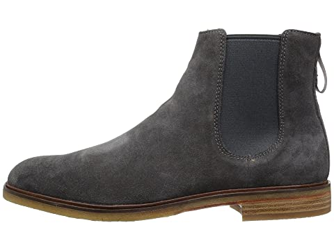 Clarks Clarkdale Gobi Grey Suede Fashionable Cheap Online Great Deals Online Comfortable Sale Online Cheap Sale Inexpensive r12bqAf
