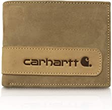 Carhartt Men's 61-2204 Two-Tone Billfold With Wing