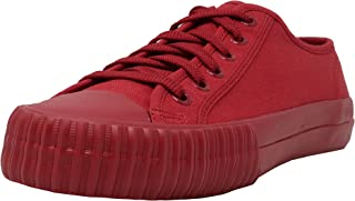 Center Lo Mono Red Men's Fashion Sneakers