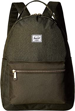 3d29a6dac52a Herschel Supply Co. Nova Mid-Volume.  64.94. Olive Night Crosshatch Olive  Night