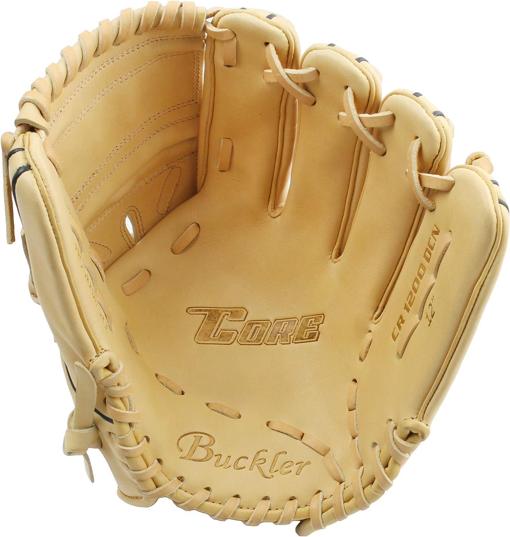 BUCKLER Core Series 12 RHT Pitcher KIP Leather Baseball Gloves
