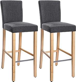 Amazon Fr Chaise Haute Pour Bar Cuisine Et Maison