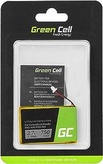 Green Cell® Batería para Sony Portable Reader System PRS-700 (Li-Polymer Celdas 750mAh 3.7V)
