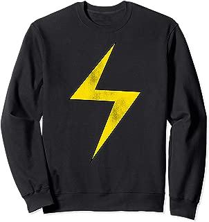 Ms. Marvel Lightning Bolt Icon Sweatshirt