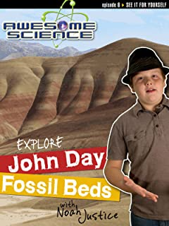 "Awesome Science ""Explore John Day Fossil Beds"""
