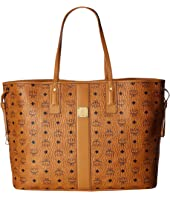 MCM - Reversible Liz Large Shopper in Visetos