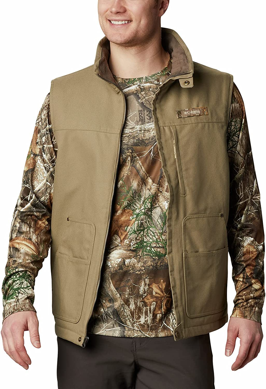 Columbia Mens Roughtail Work Vest