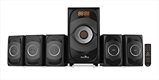 Jack Martin 1600 Bluetooth/SD Card/Pendrive 5.1 Multimedia Home Theatre Speaker System with Built in FM Radio