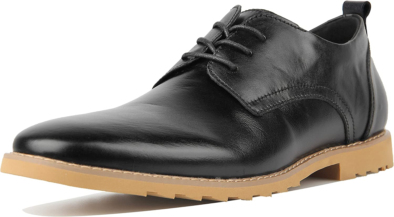 iloveSIA Men's Mesa Mall Soft Leather Casual Shoes Ranking TOP9 Business Dress Oxford B