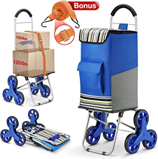 Best three wheel shopping trolley Reviews