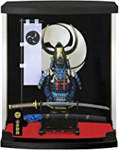 Authentic Samurai Figure Armor Series for Business and Home Gifts, Like Bushido and Ninja a Symbol of Japan, Fine Craftsma...