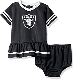 NFL Baby-Girls Team Jersey Dress and Diaper Cover