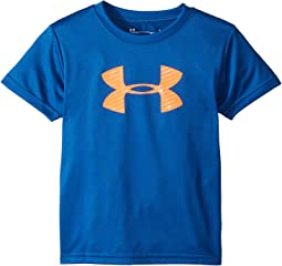 Under Armour Kids Big Logo Short Sleeve Tee (Little Kids/Big Kids)