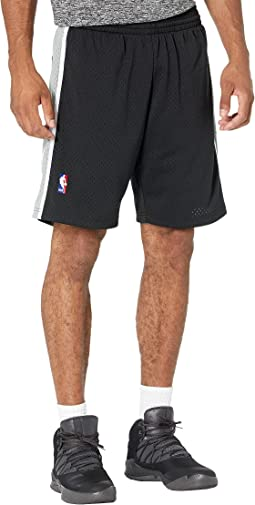 NBA Swingman Road Shorts Spurs 98-99