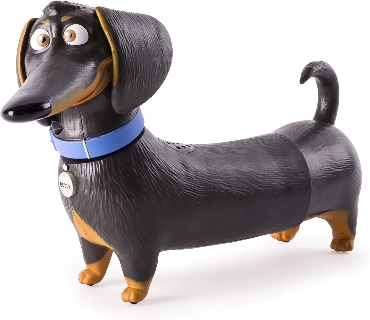 The Secret Life of Pets - Buddy Walking Talking Pets Figure