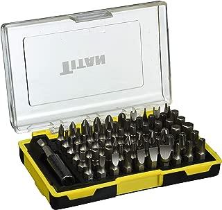 Titan Tools 16061 61-Piece Bit Set