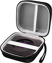 Hard Travel Router Case for NETGEAR Nighthawk M1 Mobile Hotspot 4G LTE Router MR1100, by COMECASE