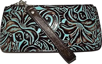 Best tooled turquoise purse Reviews