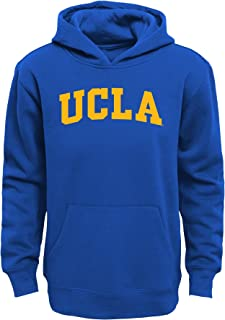 NCAA UCLA Bruins Boys Primary Logo Hoodie, Strong Blue, Small (4)