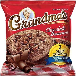 Grandma's Fudge Chocolate Chip Cookie - 2 cookie per pk. - 60 ct. by Grandma's