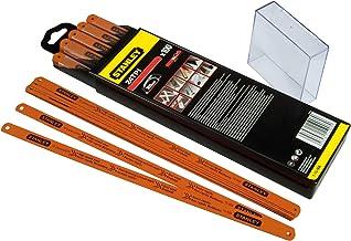 STANLEY Caja 100 hojas de sierra Rubis para metal 24dpp 1-15-906, 300mm, Set Piezas