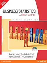 Business Statistics: A First Course, 5/e