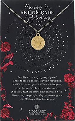 Dogeared - Mercury In Retrograde Protection, Mercury Retrograde Necklace