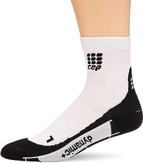Men's Crew Cut Athletic Performance Running Socks - CEP Mid Cut Socks