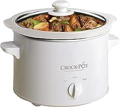 Crock Pot - Crock -pot de cocción lenta , 2.4 litros -