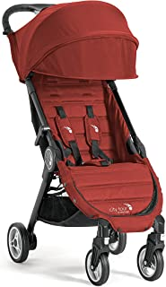Best Baby Jogger City Tour Stroller | Compact Travel Stroller | Lightweight Baby Stroller with Backpack-Style Carry Bag, Perfect for Travel, Garnet Review