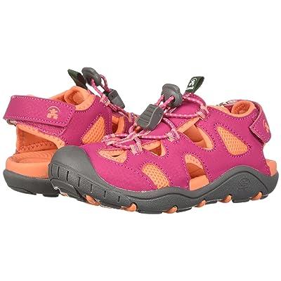 Kamik Kids Oyster 2 (Toddler/Little Kid/Big Kid) (Rose) Girls Shoes