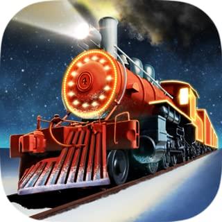 Christmas Train 3D - Breathtaking Journey