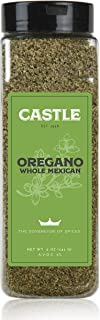 Castle Foods | OREGANO WHOLE MEXICAN, 5 oz Premium Restaurant Quality