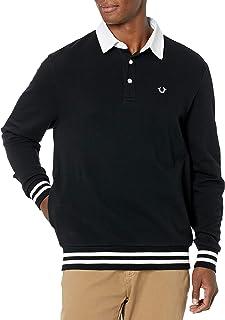 True Religion Rugby Sweatshirt - Black