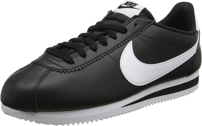 Nike Nike Damen WMNS Classic Cortez Leather Fitnessschuhe, Bianco, 36.5 EU  Werbeartikel