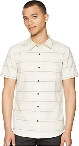 O'Neill Culprit Short Sleeve Woven Top