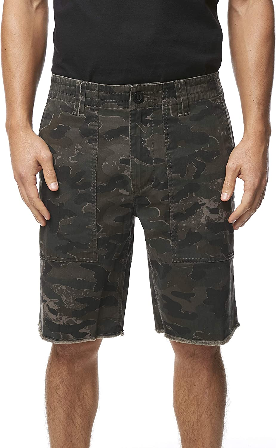 O'NEILL Men's 35% OFF Standard Fit Stretch High quality 19 Outseam Short Walk Inch