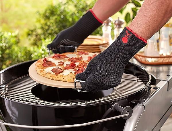 Grill-handschuhe
