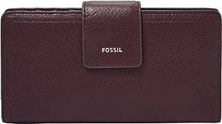 Fossil Women's Wallet, 6.75''L x 0.75''W x 3.5''H, Purple