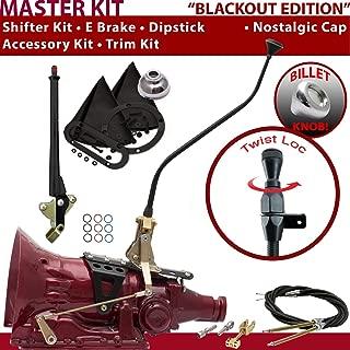 American Shifter 529260 Shifter (45RFE 23 Swan E Brake Cable Trim Kit Dipstick for F55DB)