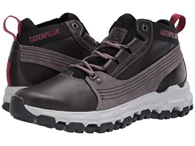 Caterpillar Casual Urban Tracks Hiker (Medium Charcoal) Men