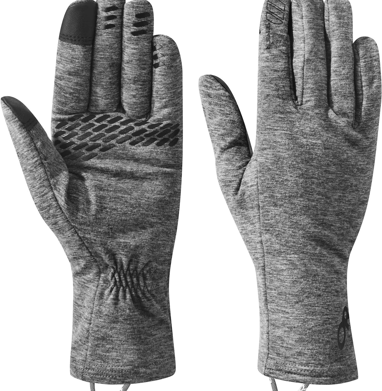 Outdoor Research Women's Melody Sensor Gloves - Windproof Thermal Fleece Gear