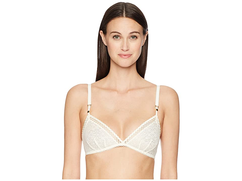 Stella McCartney Willow Wandering Soft Cup Bra S21-336 (Angora) Women