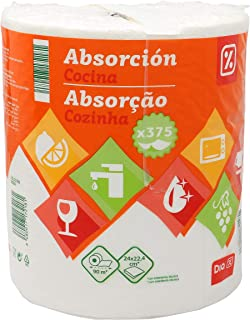 DIA papel de cocina absorción 1 rollo