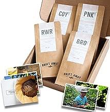 Driftaway Coffee - Coffee Subscription, Fresh Roasted Whole Bean Coffee (11 oz - 3 Month Subscription)