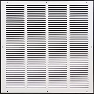 20 x 25 return air grille