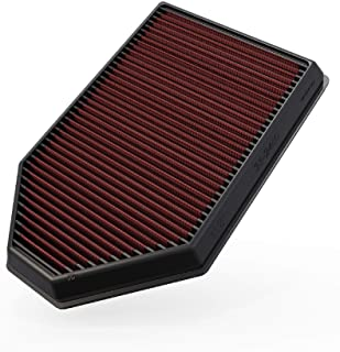 K&N Engine Air Filter: High Performance, Premium, Washable, Replacement Filter: 2011-2019 Chrysler/Dodge V6/V8 (Charger, C...